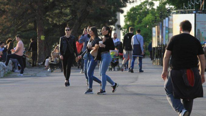 Obradović: Do danas na korona virus pozitivno 210 studenata u Beogradu 1