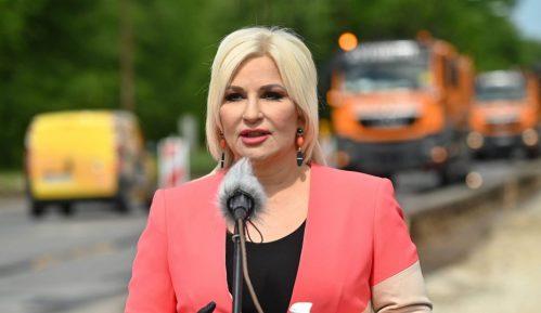 Mihajlović: U toku rekonstrukcija puta Кula-Vrbas vredna pet miliona evra 11
