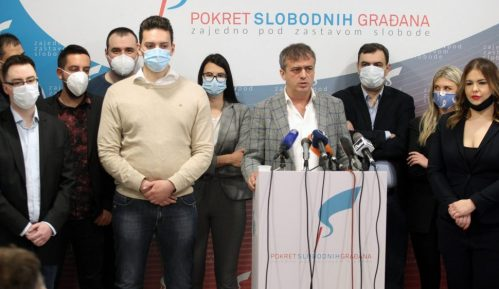 PSG: Amandmani dokaz da Vlada više ne može da sakrije probleme sa demokratijom 11