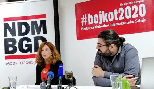 Ne davimo Beograd: Neučestvovanjem na izborima osporavamo diktaturu SNS-a 12