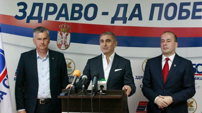 Bivši fudbaler Boško Đurovski kandidat za poslanika na izborima 4