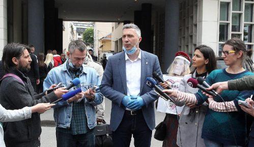 Obradović: Tužilaštvo će odbaciti krivičnu prijavu protiv mene i članova Dveri 11
