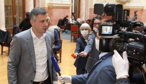 Boško Obradović sutra u tužilaštvu zbog sukoba pred Skupštinom Srbije 13