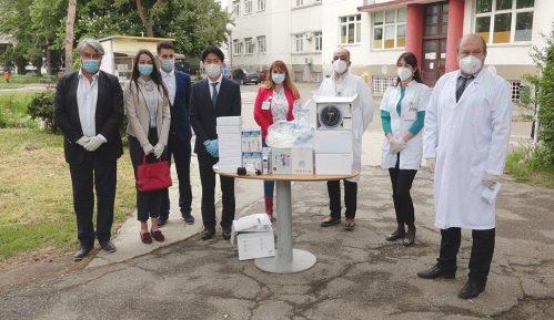 Donacije Korejske kompanije i EU zdravstvenim ustanovama u Požarevcu 11
