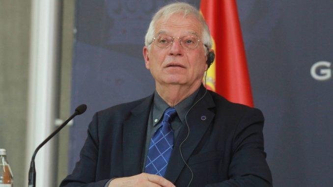 Borelj: Status kandidata BiH u EU se može razmatrati tek kada bude napretka u svim prioritetima 1
