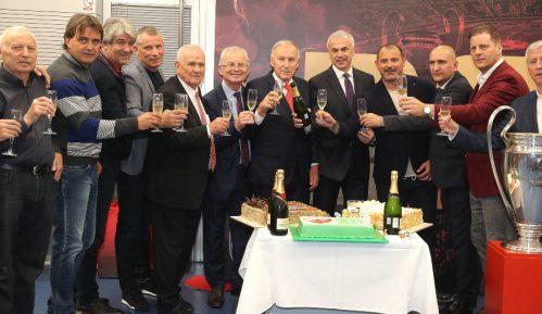 Zvezda obeležila 29 godina od osvajanja titule evropskog šampiona 9