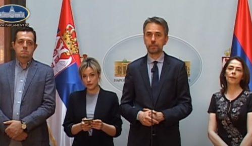 DJB podneo Ustavnom sudu Srbije inicijativu za poništenje izbora 1