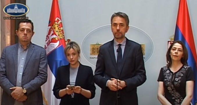 DJB podneo Ustavnom sudu Srbije inicijativu za poništenje izbora 2