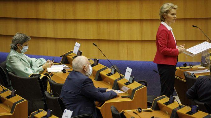 Fon der Lajen pozvala Evropljane da podrže njen plan pomoći 2