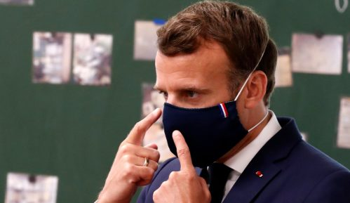 Makron osudio pokušaj ubistva Navaljnog i tražio od Putina objašnjenja 7