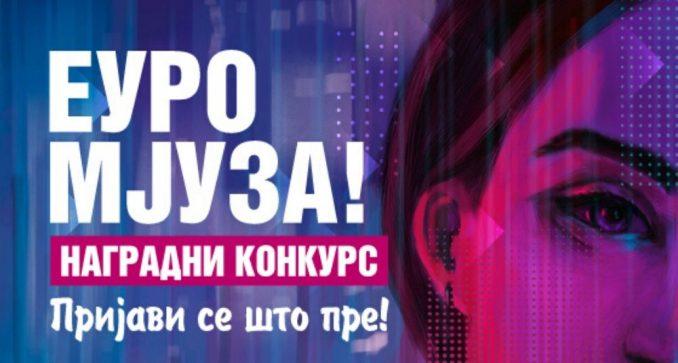 Za obožavaoce Evrovizije takmičenje EuroMjuza na Instagramu 3