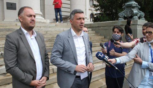 Boško Obradović izneo zahteve za prekid štrajka glađu 1