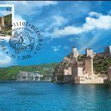 Golubačka tvrđava na markama Pošte Srbije 11