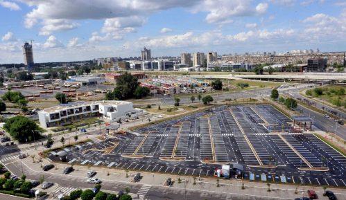 Vesić: Više od 420 mesta na novom parkiralištu u Belvilu 6