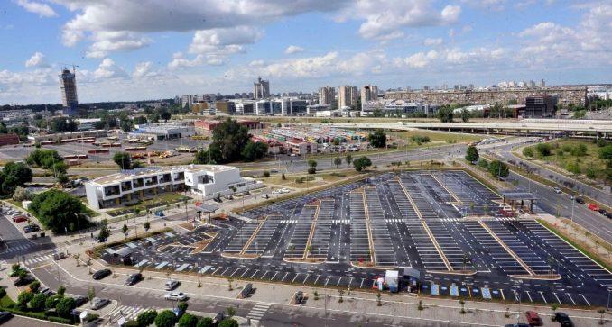 Vesić: Više od 420 mesta na novom parkiralištu u Belvilu 4