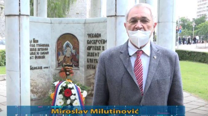Izjava predsednika niške opštine o atomskoj bombi bacila senku na godišnjicu Nato bombardovanja 3