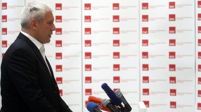 Tadić: Srbija je generator kriminala u regionu, kriv Vučić, opozicija pogrešno reaguje 3
