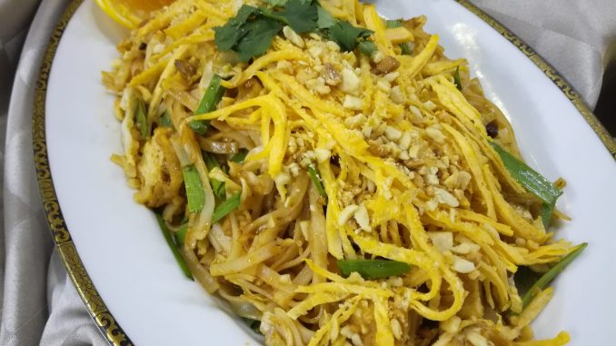 Pad Thai (recept) 4