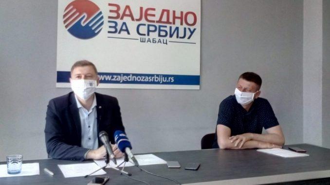Zelenović: Greška notara na račun liste 3