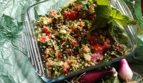 Tabule salata sa bulgurom (recept) 12