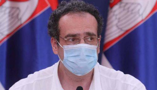 Janković: Rast broja pacijenata na respiratoru očekivan, Arena spremna 3