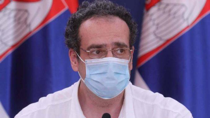 Janković: Ponovo postoji pretnja od razbuktavanja epidemije korona virusa 3