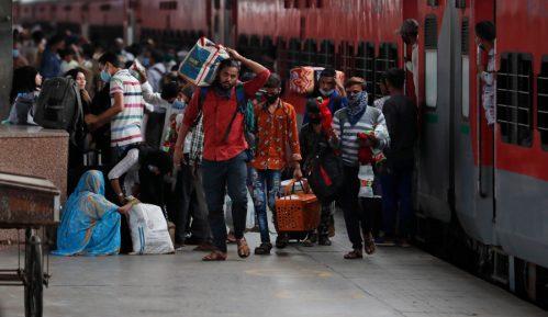 Skok broja zaraženih korona virusom u Indiji - danas još 8.000 7