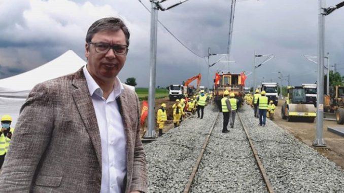 Vučić: Od 2024. godine brzom prugom od Beograda do Budimpešte za dva sata i 45 minuta 3