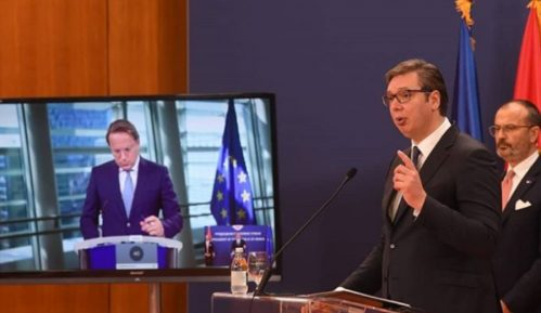 Vučić: Želimo jasnu poruku o našem članstvu u EU, a ne samo o prespektivi 15