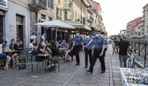 Italija zatvara noćne klubove i diskoteke 14