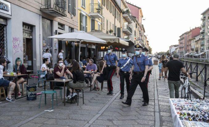 U Italiji manje obolelih od korona virusa nego prethodnih dana 4