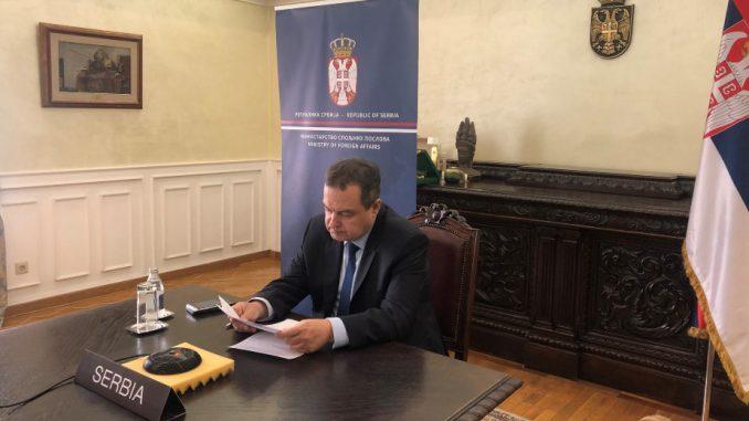 Dačić čestitao Norveškoj izbor u Savet bezbednosti 3