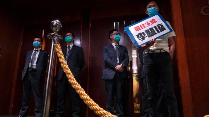 SAD zatražile sastanak Saveta bezbednosti UN o Hongkongu, Kina odbila 5