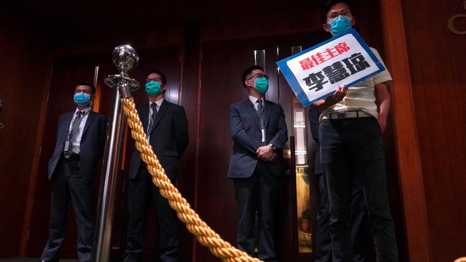 SAD zatražile sastanak Saveta bezbednosti UN o Hongkongu, Kina odbila 1