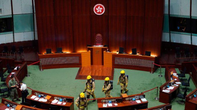 Kineski parlament usvojio sporni zakon o bezbednosti za Hongkong 2