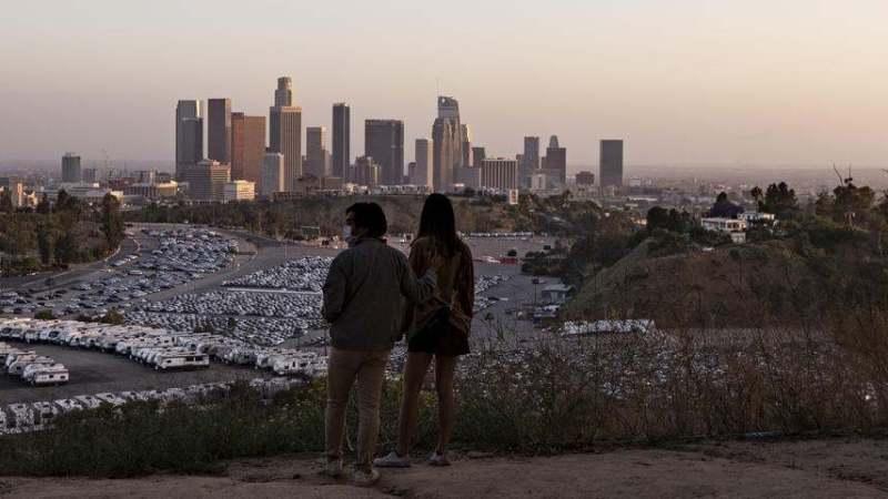 Los Anđeles ostaje zatvoren 1