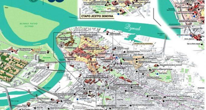 Završena sintezna mapa nepokretnih kulturnih dobara i spomenika u javnom prostoru 4