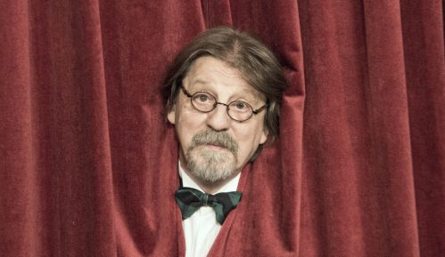 Zoran Radmilović je govorio da glumci uvek imaju muke sa vlašću 26