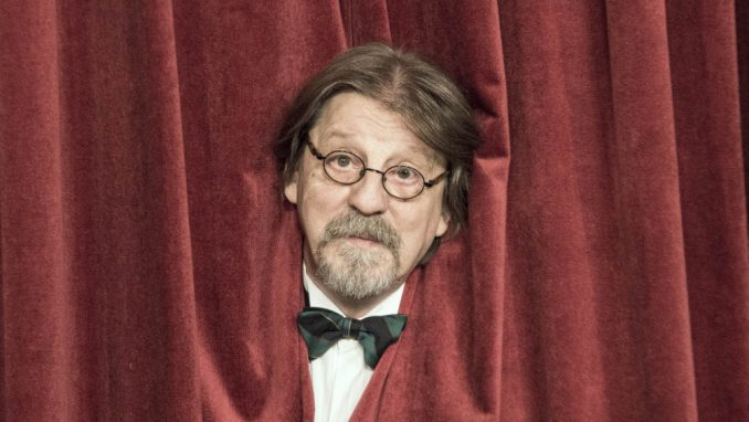 Zoran Radmilović je govorio da glumci uvek imaju muke sa vlašću 3