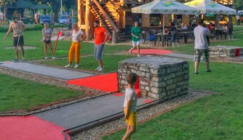 Mini golf na Adi Ciganliji počinje sa radom 7
