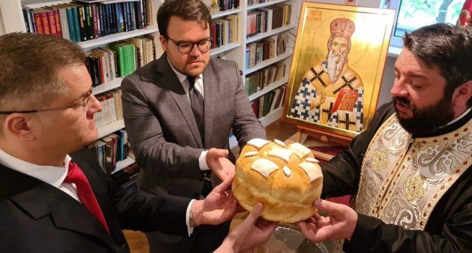 Narodna stranka proslavila slavu Svetog Vasilija Ostroškog 1