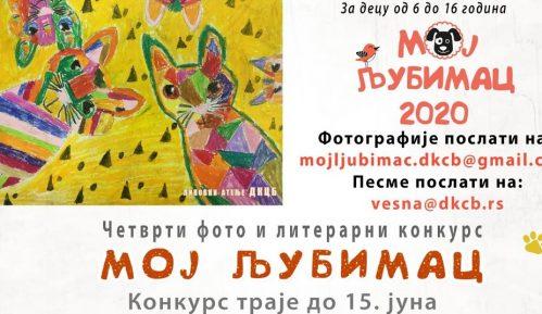 """Četvrti foto i literarni konkurs """"Moj ljubimac"""" za decu i mlade 1"""