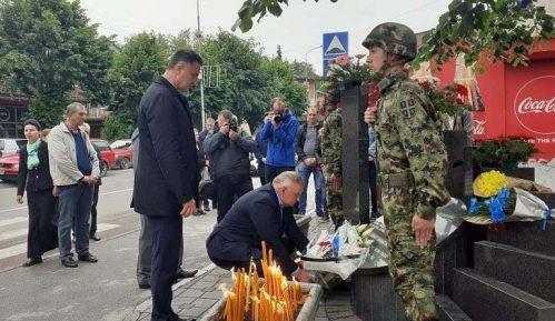 Sećanje na žrtve NATO bombardovanja 12