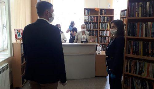 Biblioteka šabačka ponovo radi, ali po posebnim uputstvima 4