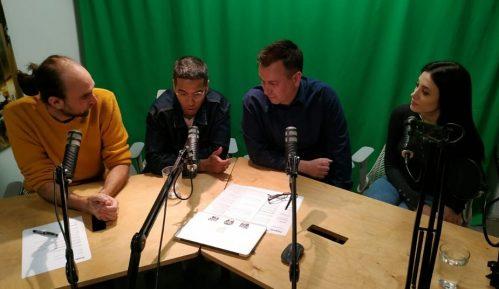 Kosorić: Podkast je naša šansa da zainteresujemo i one koji nas nisu pratili 12