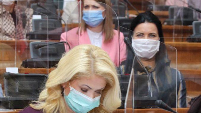 Ukinuto vanredno stanje u Srbiji, svadbe od 15. juna 1