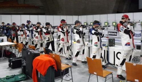 Evropska prvenstva u streljaštvu 2021. poslednja kvalifikaciona takmičenja za Tokio 7