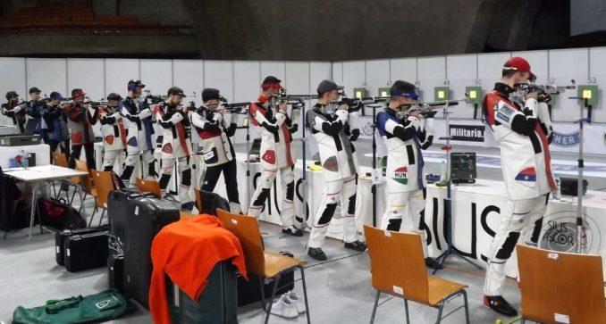 Evropska prvenstva u streljaštvu 2021. poslednja kvalifikaciona takmičenja za Tokio 3