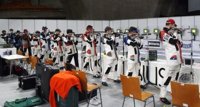 Evropska prvenstva u streljaštvu 2021. poslednja kvalifikaciona takmičenja za Tokio 4