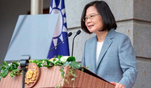 Tajvanska predsednica Tsai Ing-ven inaugurisana za drugi mandat 1